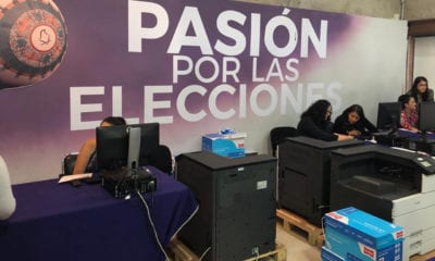 Elecciones de participación ciudadana se realizan este domingo