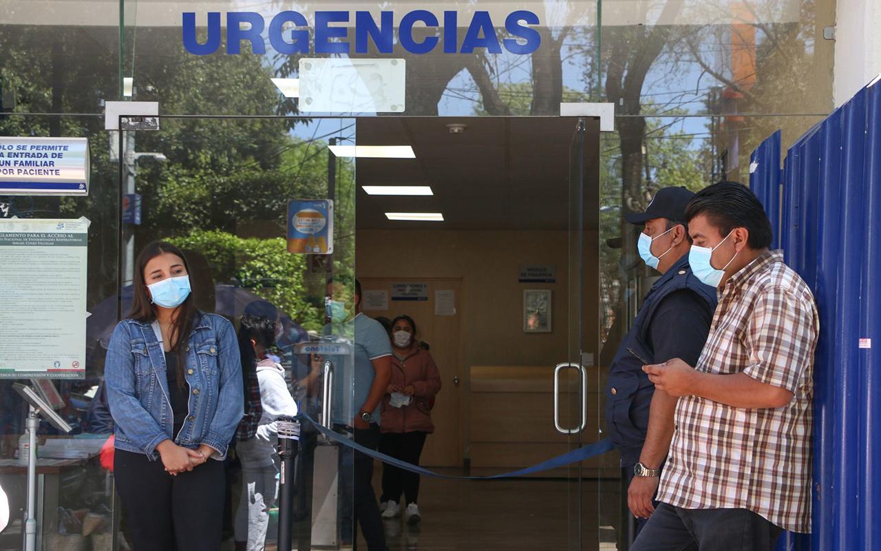 De octubre a la fecha, 240 defunciones por influenza