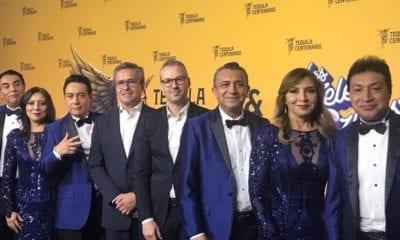 """Como un homenaje al tequila, y para celebrar la unión familiar Los Ángeles Azules grabaron el tema """"El Ángel que nos une""""."""