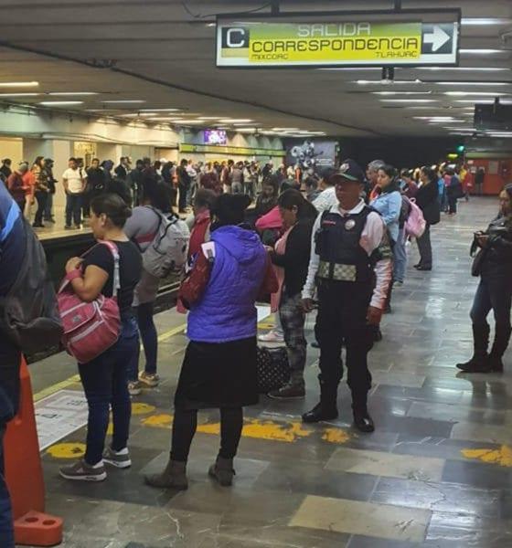 Este martes, todas las estaciones del Metro de la CDMX operarán con normalidad
