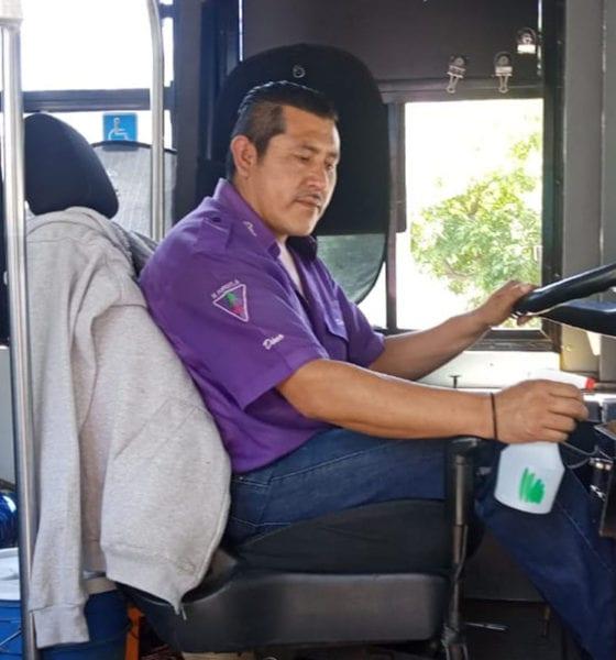 Transporte público del Edomex NO suspenderá servicio