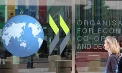 Alerta la OCDE riesgos de una recesión global