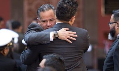 """""""Se les avisa que la fiesta ya se acabó"""": Santiago Nieto"""