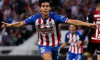 Asegura JJ Macias ser jugador con calidad europea. Foto: Liga MX