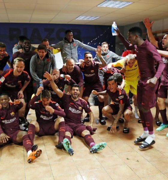 Barcelona rechaza que haya corrupción en el equipo