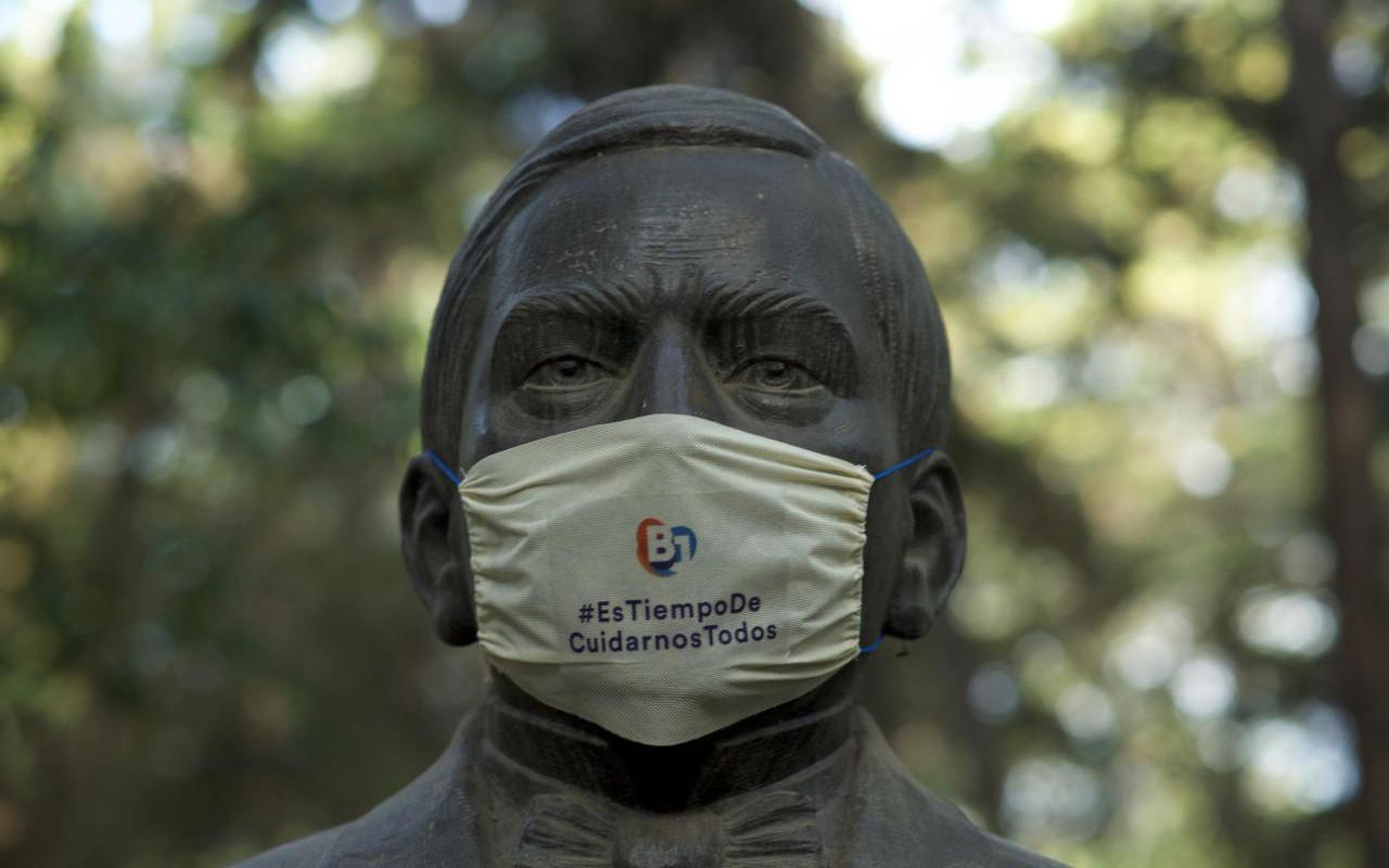 Es obligatorio el uso de cubrebocas en calles de la alcaldía Benito Juárez