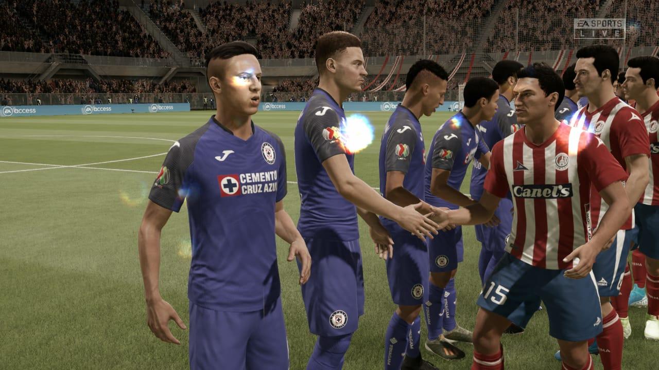 Cruz Azul, el peor equipo de la eLiga MX