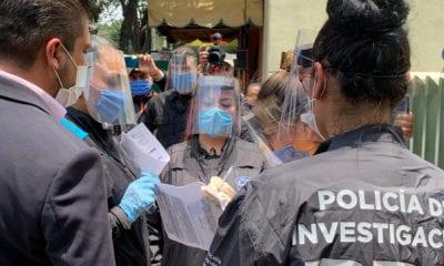 Envían al reclusorio a agresores de enfermera en CDMX