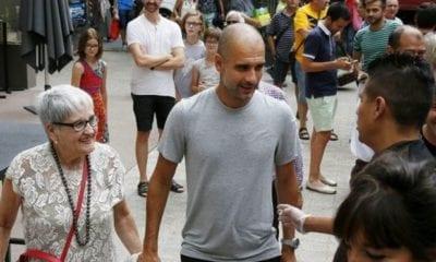 Fallece la madre de Josep Guardiola