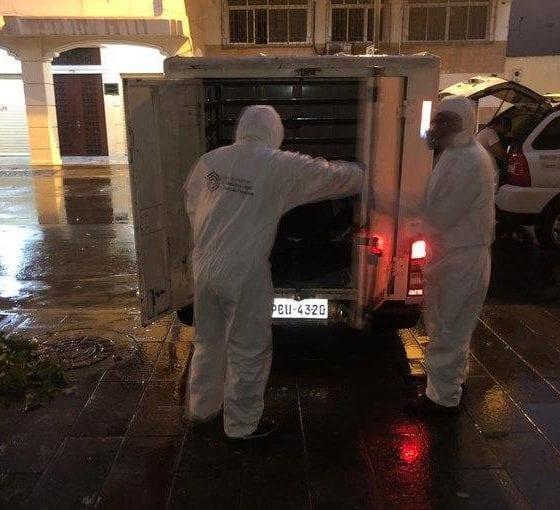 Descartan que existan cadáveres regados en Guayaquil