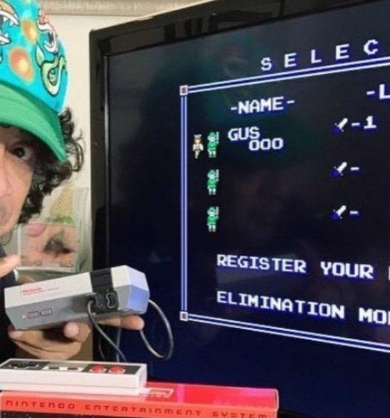 El mundo gamer de luto; murió Gus Rodríguez