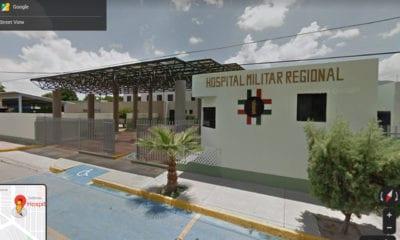 Alistan hospitales militares para atender a enfermos de Covid-19