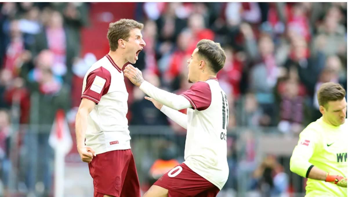 Müller renueva contrato con el Bayern Münich