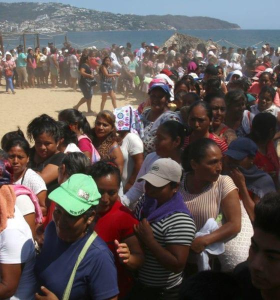 """""""Exhortan"""" a no visitar playas durante Emergencia Sanitaria"""