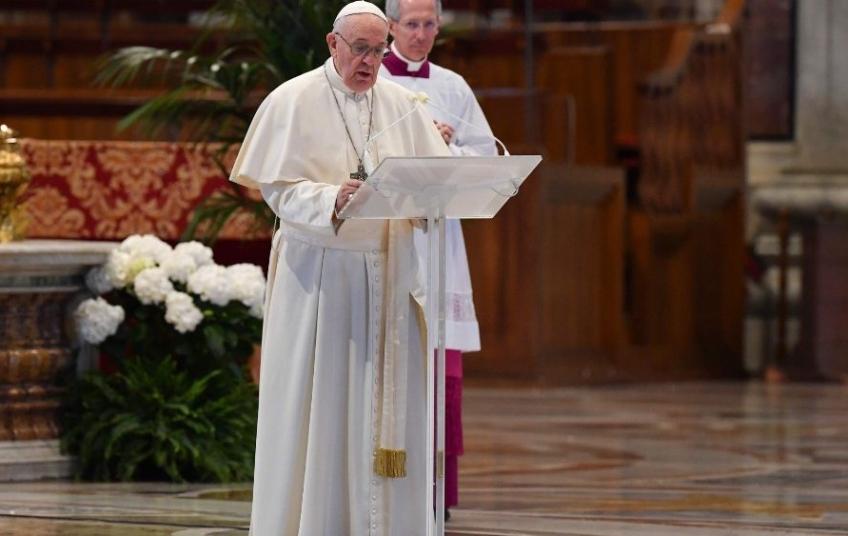 Contagiemos La Esperanza: Mensaje Pascual Del Papa Francisco