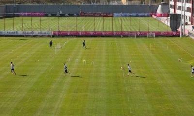 Regresa Bayern Münich a los entrenamientos