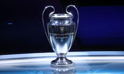 Se disputará la fase final de la Champions League