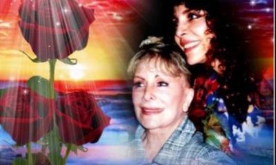 Murió la mamá de Verónica Castro. Foto: Verónica Castro