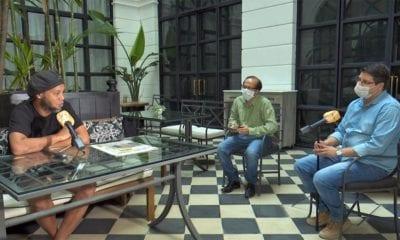 Vive Ronaldinho una pesadilla en Paraguay. Foto cortesía ABC