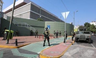 Llega la Guardia Nacional a la alcaldía Miguel Hidalgo