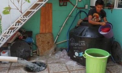 Se restablece suministro de agua en CDMX y Edomex