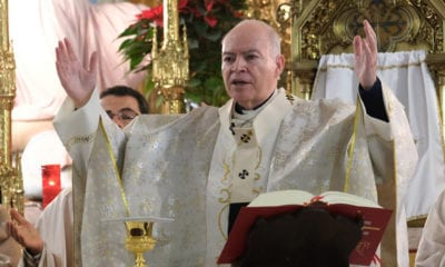 """Ceguera Insensible"" no considerar necesidades del prójimo: Cardenal Aguiar"
