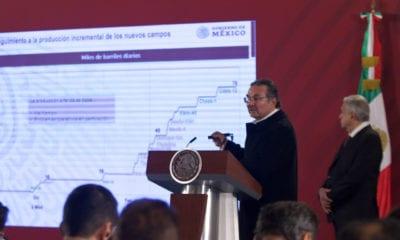 Ante caída del petróleo, AMLO asegura que México saldrá bien