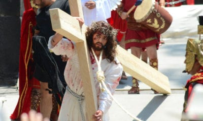Concluye Pasión de Cristo en Iztapalapa con una promesa