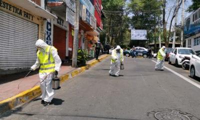 Piden a vecinos de Cuajimalpa que se queden en casa
