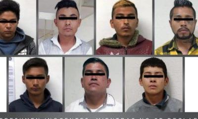 """Saqueadores del Edomex pasarán """"cuarentena"""" en Penal Neza-Bordo"""