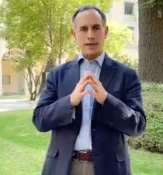Hugo López Gatell (Captura de video)
