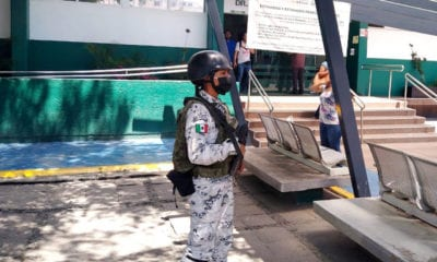 Guardia Nacional detendrá agresiones a personal médico