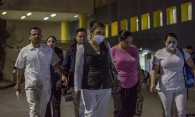 ¿Porqué entre el 8 y 10 de mayo llegará el pico de la pandemia en México?
