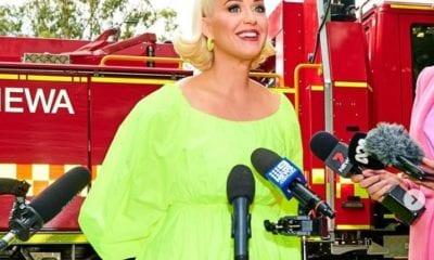 Katy Perry está embarazada