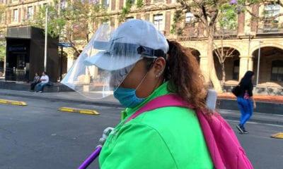 """""""Los barrenderos"""", héroes anónimos e imprescindibles ante el Covid-19"""
