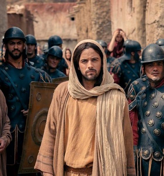 Mane de la Parra es Juan Apostol