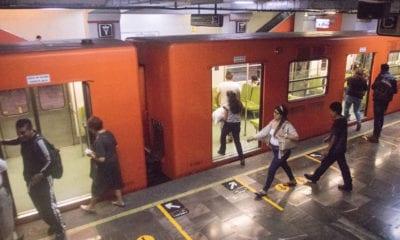 Llaman a evitar saturación en el Metro y microbuses