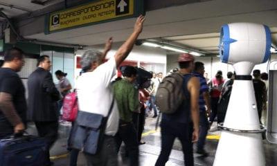 Metro de la CDMX apaga nebulizadores para prevenir contagios de COVID-19
