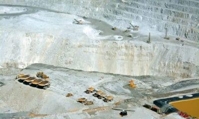 Sector minero no puede parar labores durante contingencia