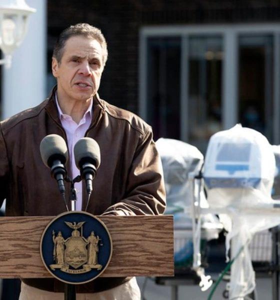 Andrew Cuomo, gobernador de Nueva York (Especial)