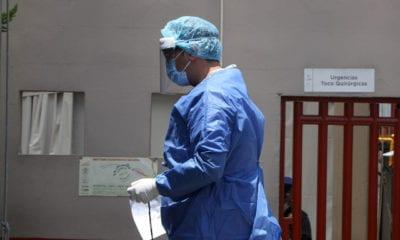 Es prioridad proteger al personal médico