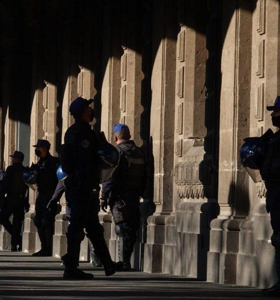 Muere por Covid-19 policía de la CDMX