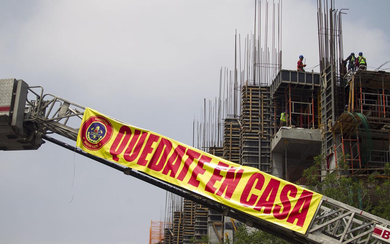 Ciudades con más de 400 casos de Covid deben tomar medidas estrictas