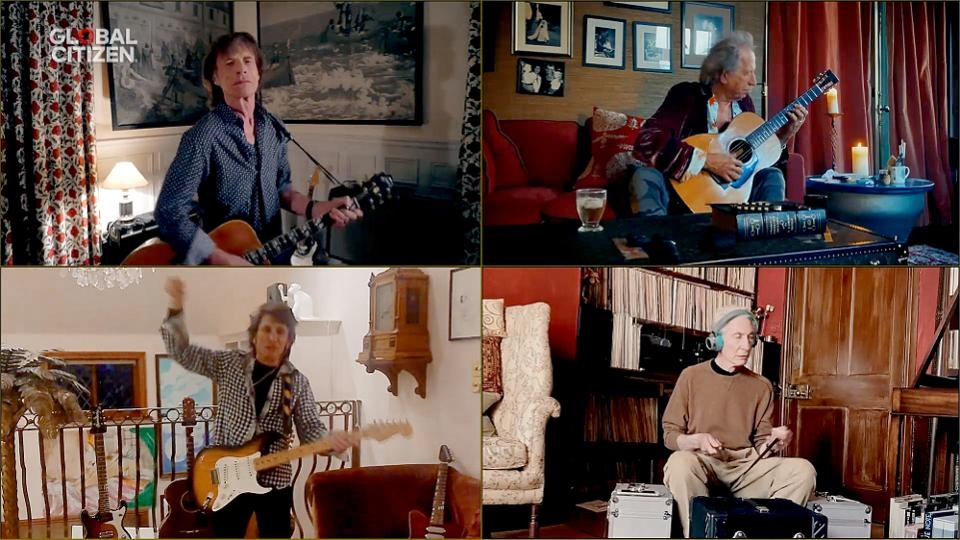 Rolling Stones One World