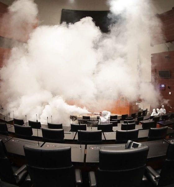 Senado rechaza adelantar revocación de mandato de AMLO