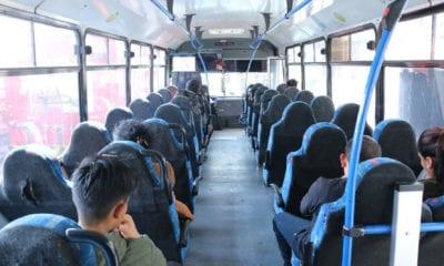 Garantizan traslados seguros en transporte público de médicos