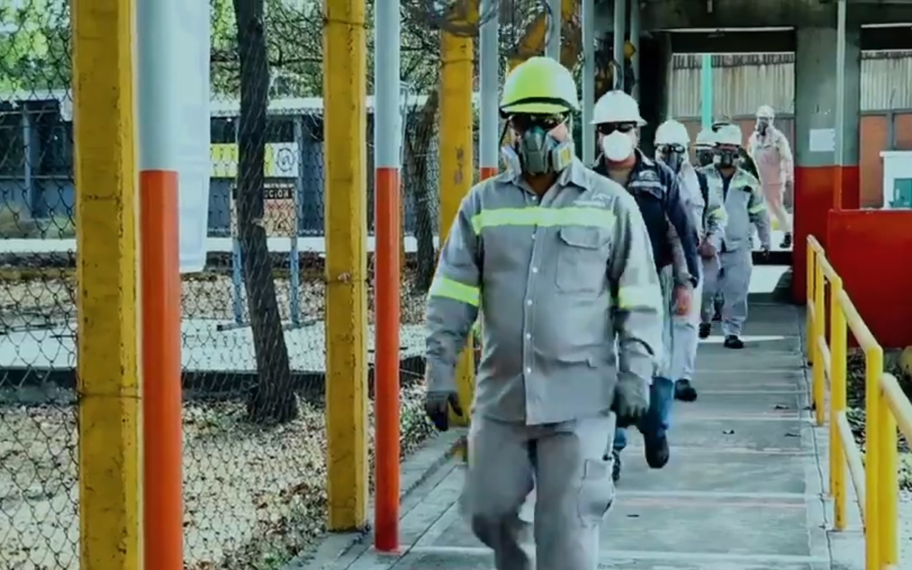 Industria del Acero se adecúa a la nueva normalidad