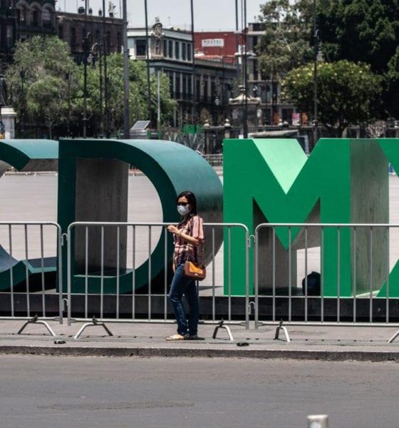 La CDMX estará en semáforo rojo, mínimo, hasta el 15 de junio y las clases podrían regresar en agosto