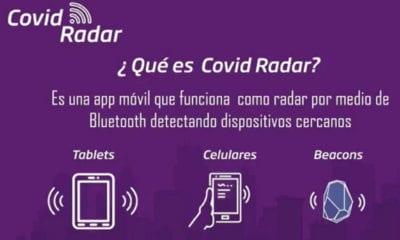 """Implementan """"Covid Radar"""" en Nuevo León, la app que ayuda a evitar contagios de Covid-19"""