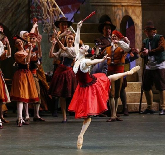 Don Quijote ballet Bolshoi